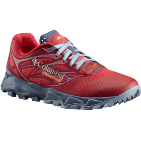 Columbia Trans ALPS F.K.T. II - Chaussures running Femme - rouge